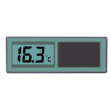 DST-20 Solar-Cell Digital Thermometers