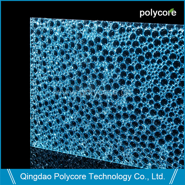 Polycore PC honeycomb composite panel