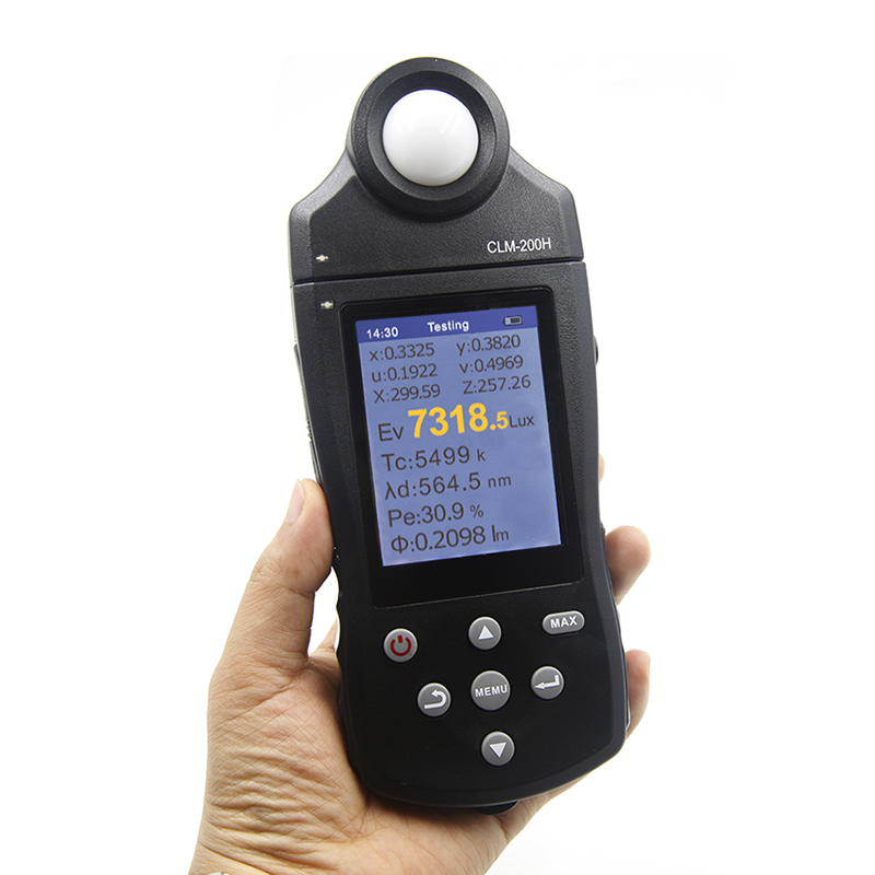 Portable chroma meter CLM-200H