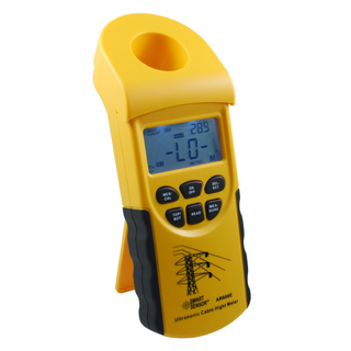 Ultrasonic Cable Height Meter AR600E