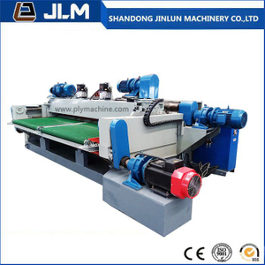 Automatic CNC Control 2600 mm Veneer Peeling Lathe for Core Veneer