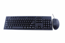 Keyboard Mouse Combo Wired for Computer (KMW-006)