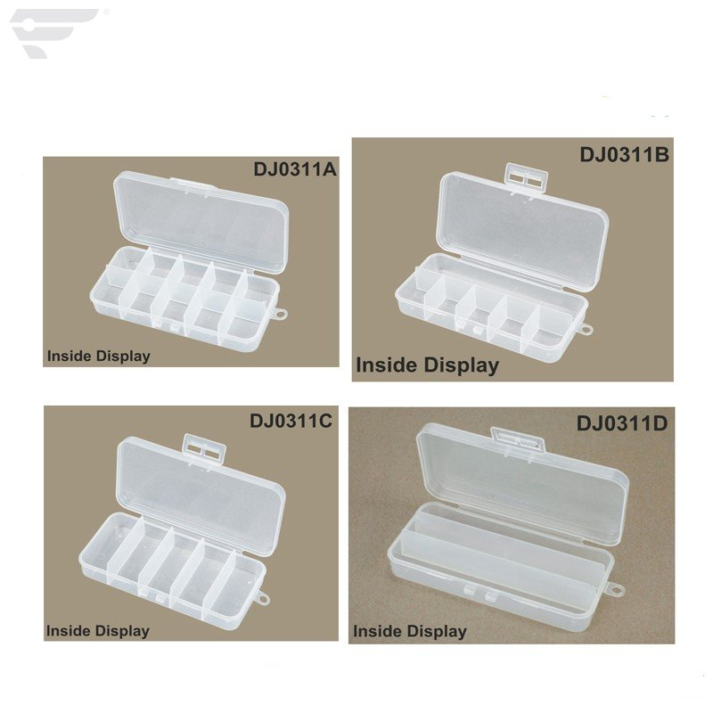DJ0311-6 Compartment Nuts or Bolt Storage Box