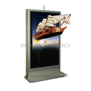 Dedi Naked Eyes 3D LCD Display Digital Signage Advertising Player