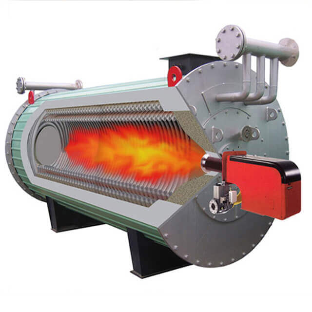 Horizontal Oil Gas Fired Thermal Oil Boiler Factory - Buy Gas Fired ...