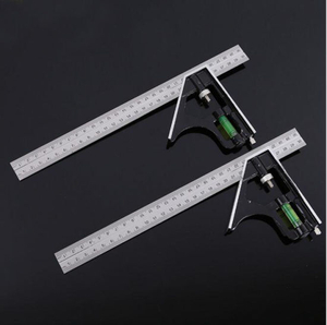 300mm Combination Try Square Ruler