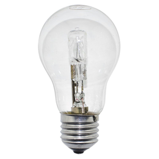 Eco A55 E27 Halogen Lamp Con CE, RoHS Approved