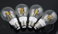 A60 LED Filament Bulbs