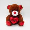 Custom Soft Plush Teddy Bears And Stuffed Animals Brown Bear Dolls