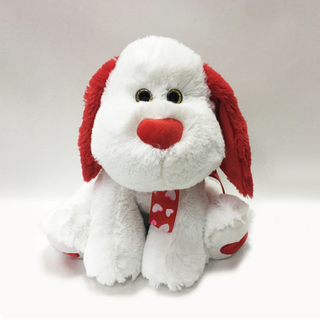 Custom Promotional Cute Stuffed Plush Cheap Dog