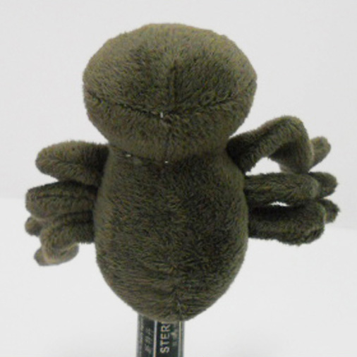 Plush Stuffed Toy Spider Finger Puppet for Kids