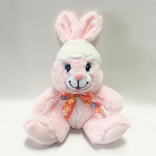 Cute Soft Plush Pink Bunny Rabbit Toys