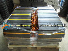450mm Aircraft Rubber Wheel Chocks