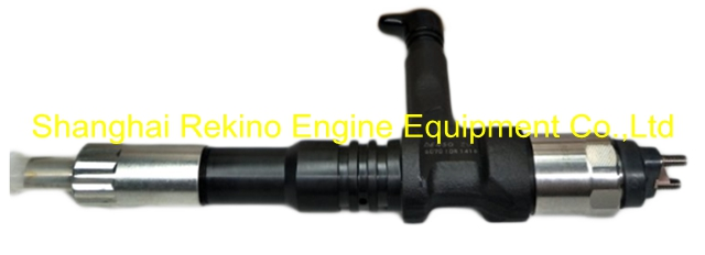 6151-11-3101 9430610110 Komatsu fuel injector for S6D125 PC400-6