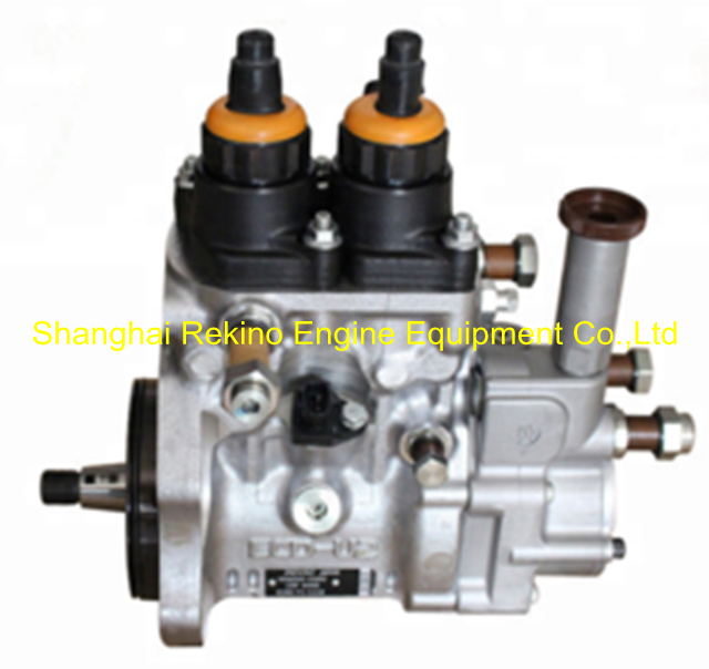 6156-71-1111 6156-71-1110 6156-71-1112 094000-0383 Komatsu fuel pump for 6D125 PC400-7 PC450-7 WA470 WA480 WA500