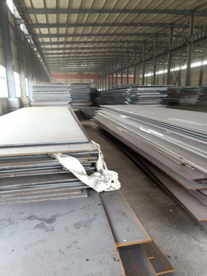 Hot Rolled High Strength Steel Plate
