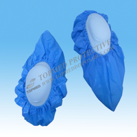 Waterproof Disposable PE CPE Plastic Shoe Covers /Medical hospital safety protection