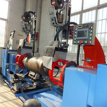 LPG Cylinder Shield Welding Machine Hlt