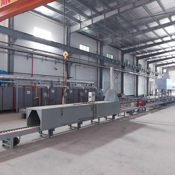 LPG Gas Cylinder Production Line Drying Oven