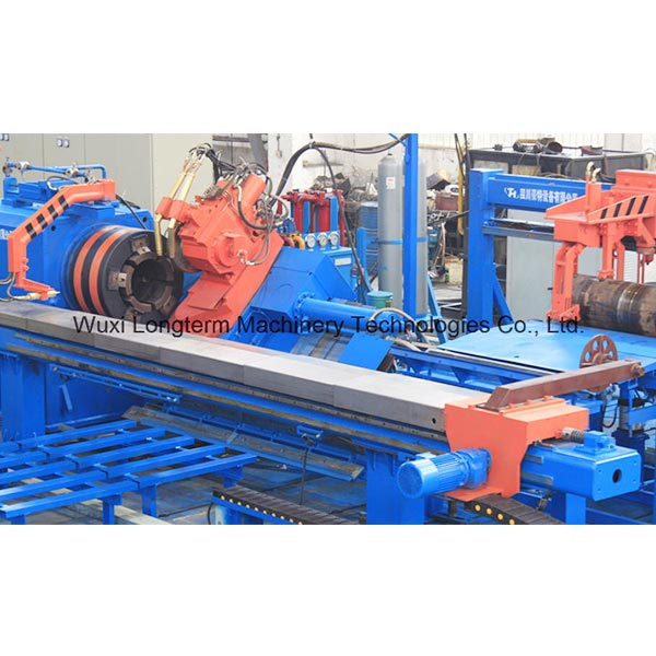 CNG Gas Cylinder Hot Forming Machine for Production Line