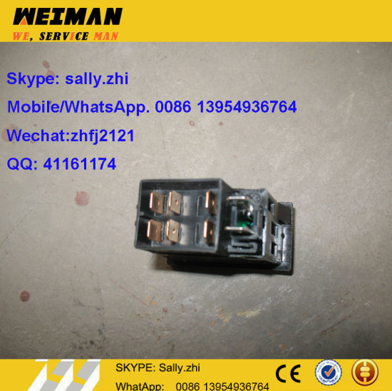 Sdlg Switch Zl205A-1 for Sdlg Loader Zl50g