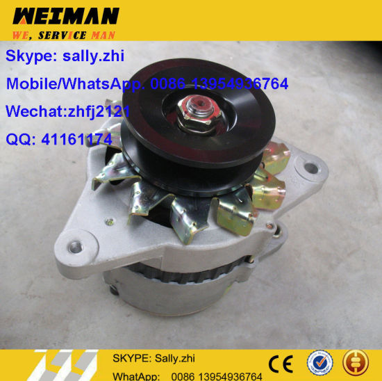 Sdlg Generator 311-3701 for Yuchai Engine Yc6108g
