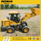 China Best Brand Sdlg 1.8ton Payloader LG918 Small Wheel Loader for Sale