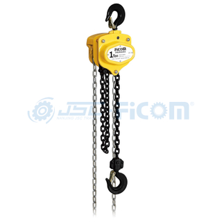 Manual Chain Hoist Model: MC (Capacity: 500-20000kg)