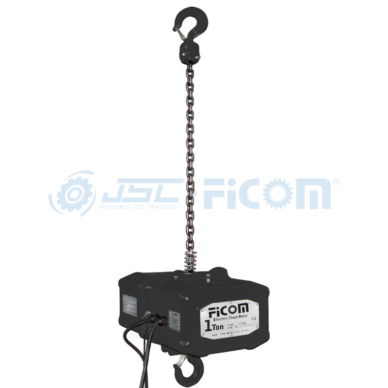 Stage Chain Hoist Model: ST-STD (Capacity: 1 Ton)