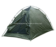 (1180) Military Frame Supported Camping Tent