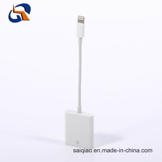 Lightning to SD Card Camera Reader