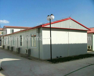 Prebuilt Recyclable Modular Office/Mobile House/Movable House/Prefabricated Dormitory