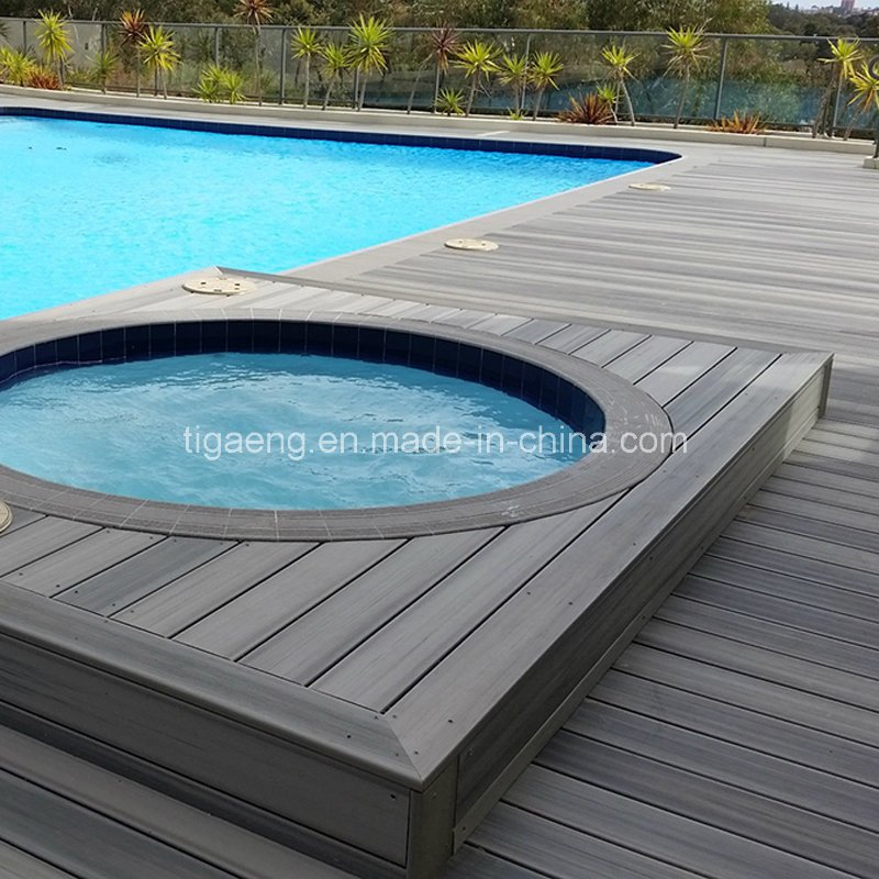 Top WPC Decking Tiles, Common Wood Plastic Composite Decking for Europe