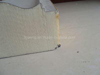 Metal Panel Material Polystyrene/PU Sandwich Panel/Roof Panel