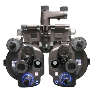 WK-5L Ophthalmic Equipment China novo design Phoropter com luz led