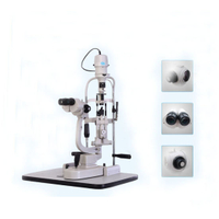 SLM-2E China Ophthalmic Equipment Slit Lamp With BQ900 optical center