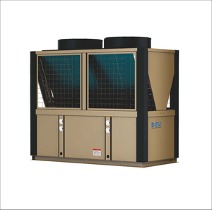 Commercial Air Source Heat Pump for Heating 75KW