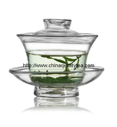 Glass Gaiwan(Covered Bowl)
