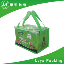 OEM customized wholesale insulated ice bag / cooler bag