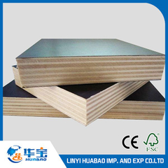 Poplar-film-faced-plywood