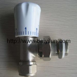 DN20 straight valve