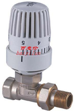 Thermostatic radiator Straight valve