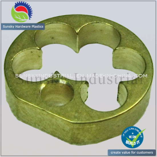 CNC Milling Machined for Earthing Insert Ring (BR17011)