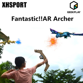 Newest Bluetooth Ar Archer Ar Game Wooden Gaming Controller Archer