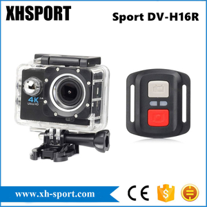 Portable Mini WiFi Sports Action Camera with Remote Control