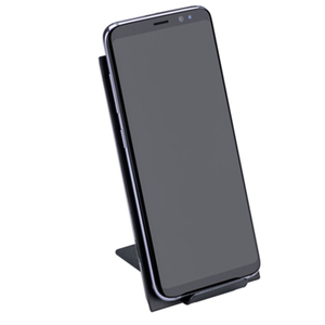 Wholesale Universal Wireless Charger with Cell Phone Stand Qi Wireless Charger for Samsung for IPhone