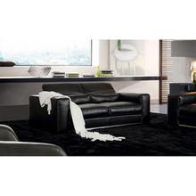 Modern luxury genuine leather sofa