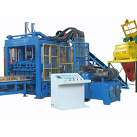 QTY10-15 Fully Automatic Block Making Machine