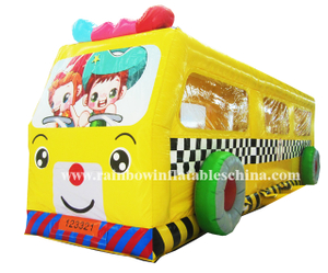 RB1016(9.5x2.5x1.7m) Inflatables School Bus Bouncer