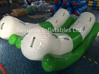 RB31041(3x1.2x1.2m)Inflatable Floating Seesaw for sale